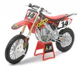Honda CRF450R Geico Powersports Factory Connection 2010 1/6 NewRay