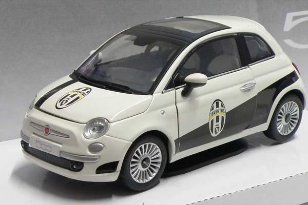 Fiat 500 Nuova F C Juventus Bila 1 24 Mondo